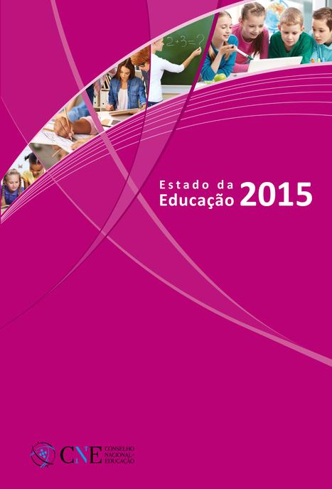 Estado da Educação 2015 | Era Digital - um olhar ciberantropológico | Scoop.it