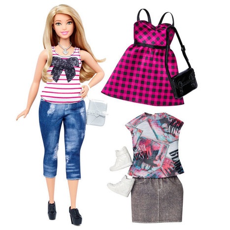 Barbie Releases 3 New Dolls With Realistic Body Shapes | @FoodMeditations Time | Scoop.it