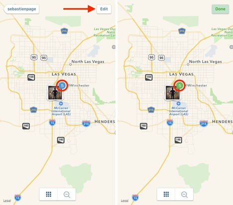 How to remove location from your Instagram photos | iPhoneography-Today | Scoop.it