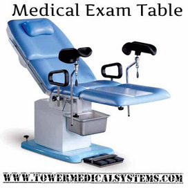 How well do you know your medical exam tables? | Tower Medical Systems | Scoop.it