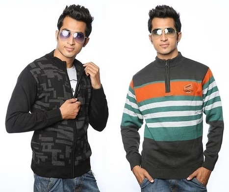 Go with Sweaters to be Trendy this Winter | YATMM | Coupons-CouponsGrid.com | Scoop.it