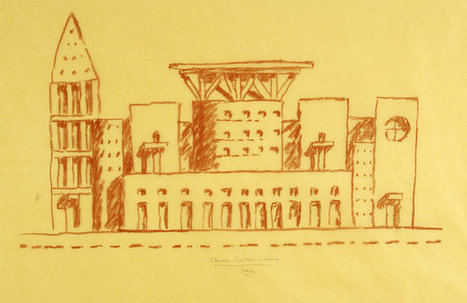 Architecture and the LOST Art of Drawing | The Architecture of the City | Scoop.it