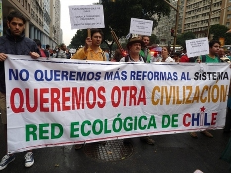 Rio+20: This is not the 'future we want' – Bolivian social movement response to UN draft agreement   The Next Edge   Scoop.it