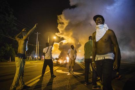 Cop Suspended for Threatening to Kill Protester in Ferguson - Price Benowitz, LLP | Washington DC Criminal News | Scoop.it