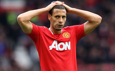 """Rio Ferdinand appears to endorse """"choc ice"""" race traitor insult levelled at Ashley Cole on Twitter - Telegraph   Up to date News   Scoop.it"""