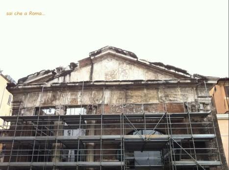Il Portico d'Ottavia e il fantasma di Berenice   Curiosità su Roma   Scoop.it
