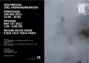AFRIKADAA: Joël Andrianomearisoa présente SENTIMENTAL à la Maison Revue Noire | Afro design and contemporary arts | Scoop.it