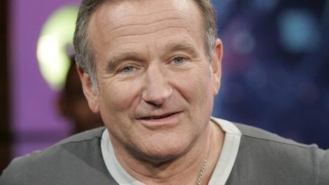 #RIP - L'acteur Robin #Williams est mort - Le Figaro | Mon journal | Scoop.it