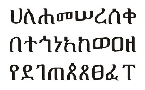 11 Ancient African Writing Systems That Demolish the Myth that Black People were Illiterate - Atlanta Blackstar | All about languages | Scoop.it
