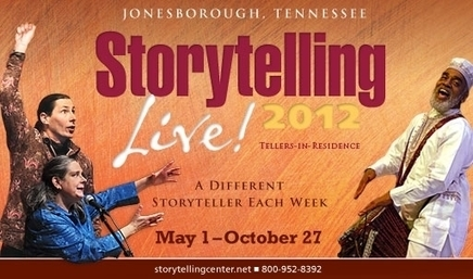 International Storytelling Center | Storytelling in the library and classroom | Scoop.it