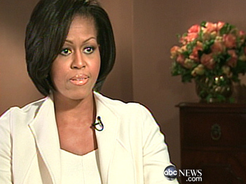 Exclusive: Michelle Obama: 'Let's Move' on Childhood Obesity | michelle O | Scoop.it