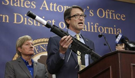 California law allowing seizure of guns without notice begins Jan. 1 | anonymous activist | Scoop.it
