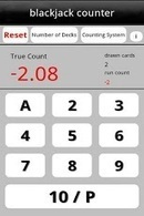 BlackJack Counter - Applications Android sur GooglePlay | iblackjack counter iPhone and iPad App | Scoop.it