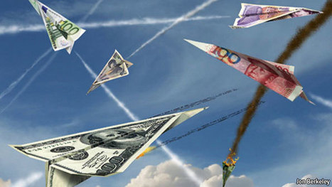 Currency Wars: How to Push and Talk Down Your Currency? -SNBCHF.COM | Foreign Exchange Theory | Scoop.it