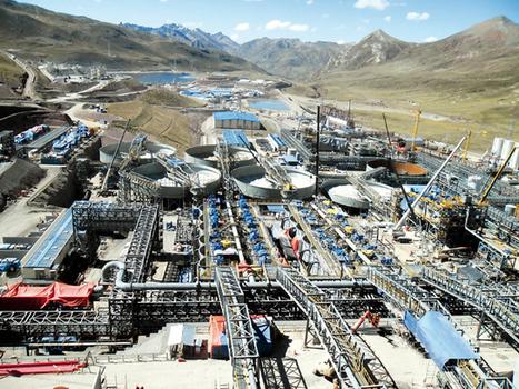 Perú: Sindicato de trabajadores de mina Toromocho en Perú inicia huelga de cuatro días | Revista Digital Minera | Sindicalismo en PERÚ | Scoop.it
