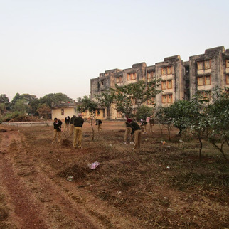 6th round mass cleaning programme completed in Utkal University, Vani Vihar.… | Facilitater, Sustainable Development | Scoop.it