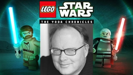 Exclusive Interview with Michael Price: Writer/Exec. Prod. of LEGO Star Wars: The Yoda Chronicles | Cartoons for Kids | Scoop.it