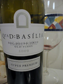 Adega dos Leigos: QUINTA DA BASÍLIA SUPER PREMIUM OLD VINES 2009 | Wine Lovers | Scoop.it