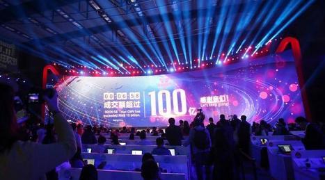 Le 11.11 symbolise la montée en puissance du e-commerce en Chine   Internet in China   Scoop.it