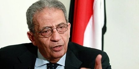 Moussa urges reconsideration of protest law | Égypt-actus | Scoop.it