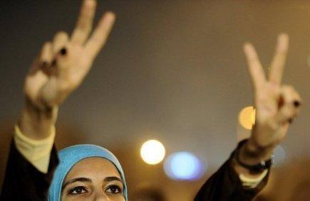 Le Printemps arabe et ses révolutions au féminin | Égypt-actus | Scoop.it
