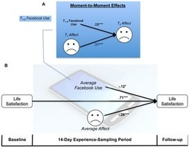 PLOS ONE: Facebook Use Predicts Declines in Subjective Well-Being in Young Adults | An Eye on New Media | Scoop.it
