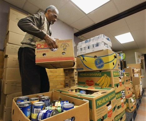 Food poverty should be Government priority, says Children's Society | Poverty Assignment_(Fan Hong) | Scoop.it