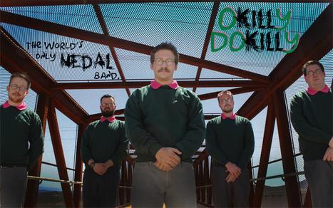 Okilly Dokilly, un groupe de métal inspiré de… Ned Flanders | News musique | Scoop.it