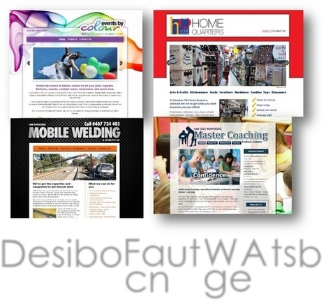 Facts About Web Design | Simple Ways To Improve Your Website Design | Scoop.it