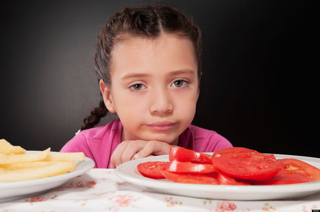 Is Picky Eating Genetic? Heredity Mostly Responsible For Children's Narrow Food Choices | DNA | Scoop.it