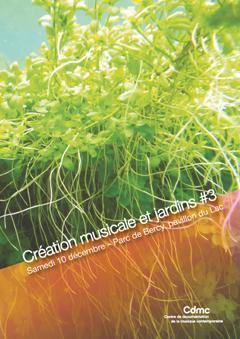 Création musicale et jardins #3 | Cdmc | DESARTSONNANTS - CRÉATION SONORE ET ENVIRONNEMENT - ENVIRONMENTAL SOUND ART - PAYSAGES ET ECOLOGIE SONORE | Scoop.it