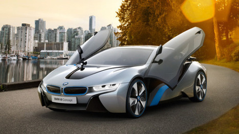 2015 BMW i8 PHEV Priced At $135,925   Sustain Our Earth   Scoop.it