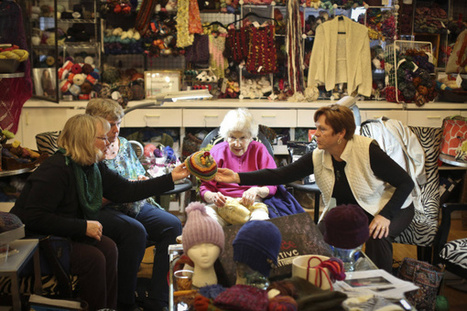 Knitters mend social fabric with Hats for the Homeless - Columbus Dispatch   FCS   Scoop.it