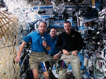 Mutant space microbes attack ISS: 'Munch' metal, may crack glass — RT | Astrobiology | Scoop.it
