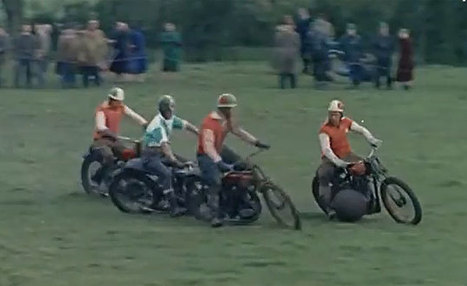 Weekend Awesome – Motorcycle Soccer | Motorcycle Riding | Scoop.it