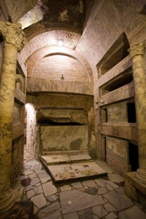 Bones Abroad: Catacombs of San Callisto | Roma Antiqua | Scoop.it