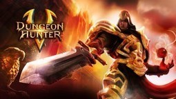 Dungeon Hunter 5 MOD APK 1.7.0f   BADLAND 1.7072 FULL APK+DATA FILES   Scoop.it
