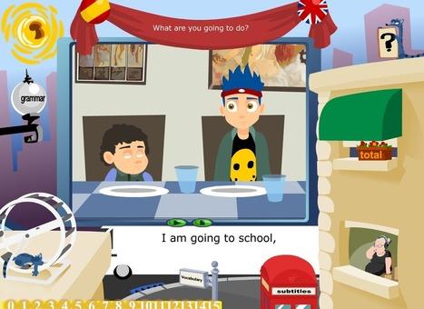 AYUDA PARA MAESTROS: 15 webs útiles para aprender inglés en Educación Secundaria   Personal [e-]Learning Environments   Scoop.it