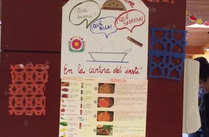 Repas Mexicain | Vie culturelle du lycée Angellier Dunkerque | Scoop.it