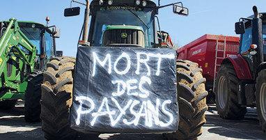 La rage des paysans éclate cette fois à Sarlat | Agriculture en Dordogne | Scoop.it