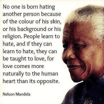 Twitter / TheLifeDiaries: RIP Nelson Mandela - The man ... | historical figures | Scoop.it
