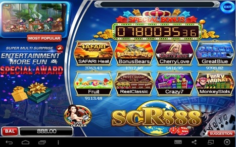 Why does all people play scr888 casino? UCW88   tubep   Scoop.it