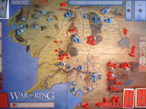The NSKN Blog: The strategy review - War of the Ring | The NSKN Boardgames Magazine | Scoop.it