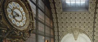 De la gare au musée d'Orsay rénové - Google Cultural Institute   Musées nationaux   Scoop.it