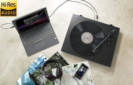 Sony PS-HX500 : numérisez vos vinyles en Hi-Res ! – Blog Cobra | Toute l'actualité en Image et Son : Hi-Fi, High-Tech, Home-Cinéma, TV, Vidéoprojection... | Scoop.it