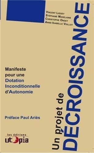 12 mars: Rencontre avec Vincent Liégey - Europe Décroissance 19e / Paris 19e | Transition énergétique locale | Scoop.it