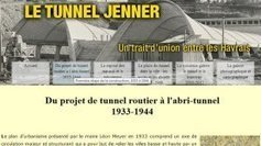 Le Havre : les archives du tunnel Jenner mises en ligne  - France 3 Haute-Normandie | Rhit Genealogie | Scoop.it