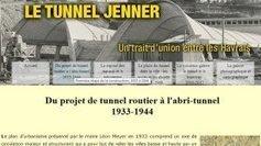 Le Havre : les archives du tunnel Jenner mises en ligne  - France 3 Haute-Normandie | Histoire Familiale | Scoop.it