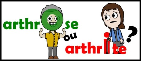 Arthrite ou arthrose? | 16s3d: Bestioles, opinions & pétitions | Scoop.it