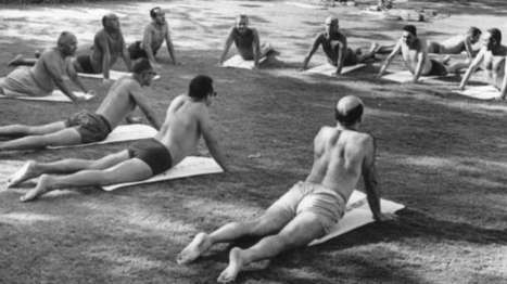 14 Things That Guy in Your Yoga Class is Thinking   YogaUgo   Scoop.it